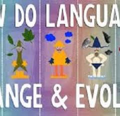 Languages Evolve
